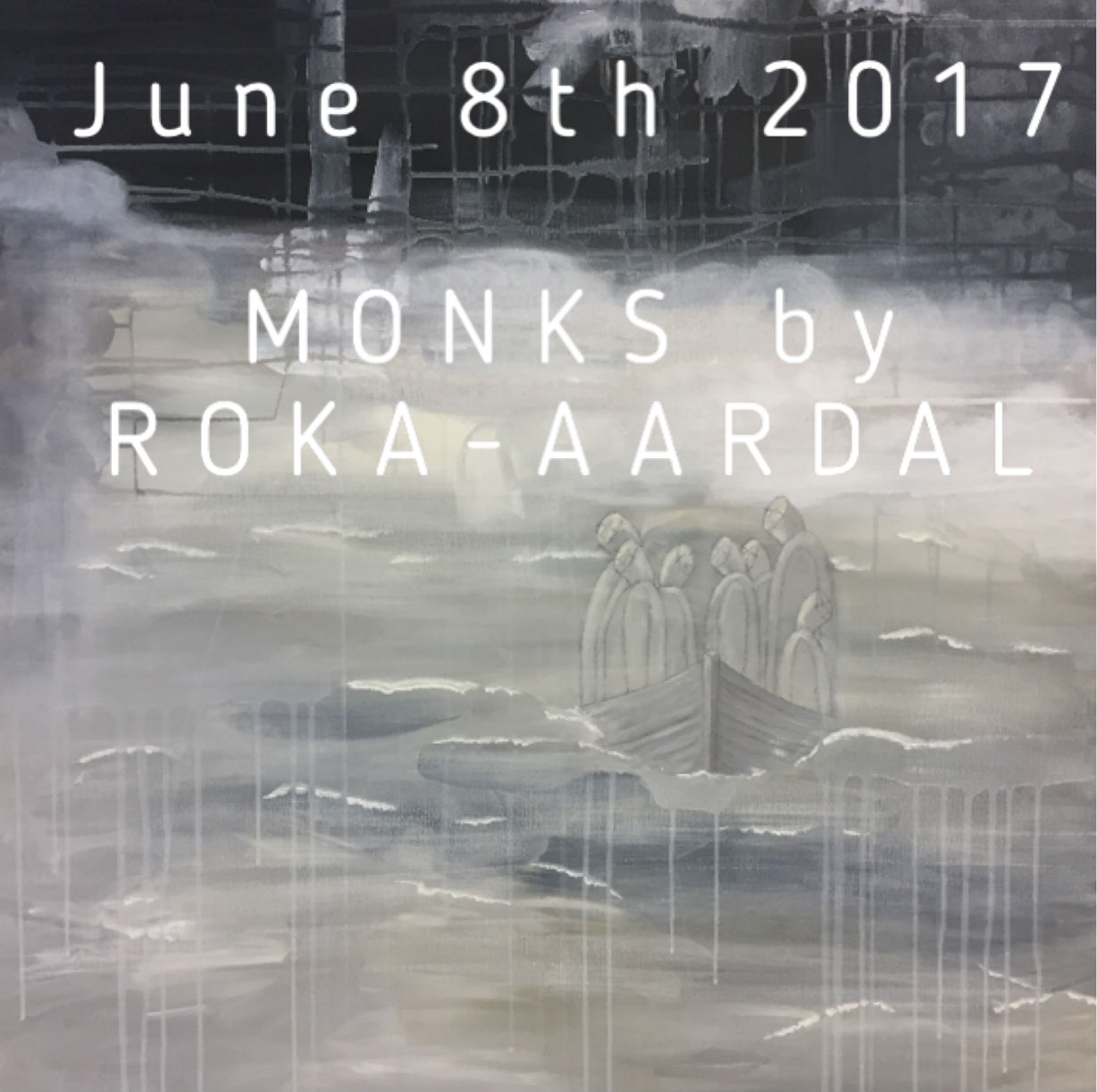 MONKS by Henriette Roka-Aardal @ OHD, June 8th 2017