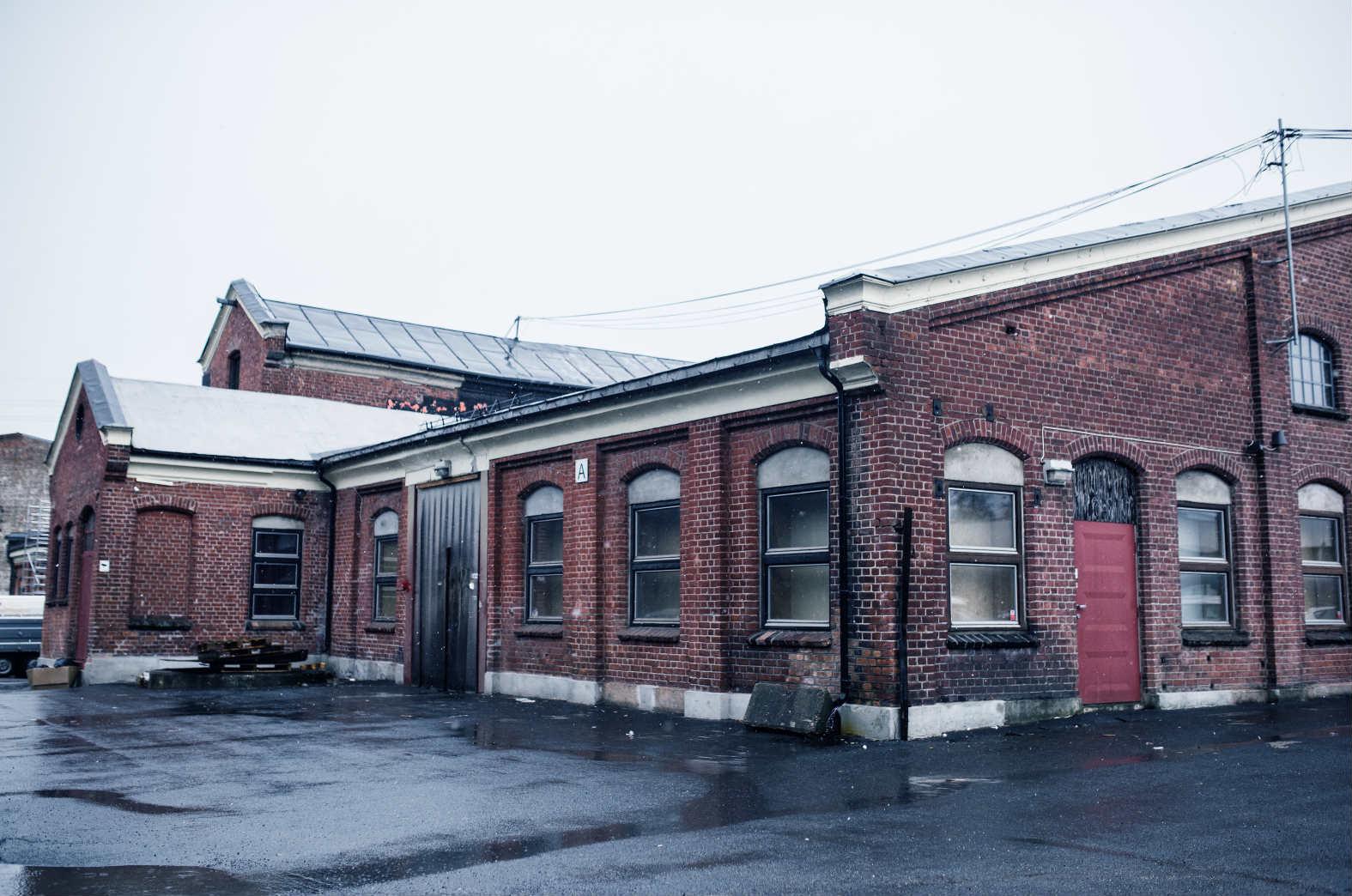 Oslo Håndverksdestilleri destillery building