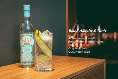 Akevitt and Tonic